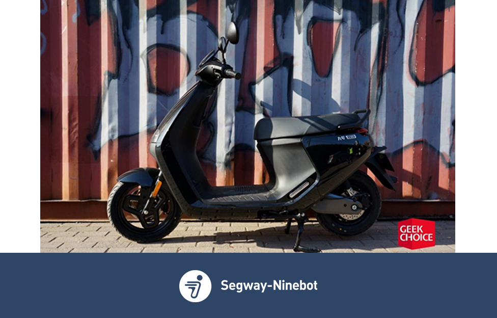 Reviewing for Segway-Ninebot E100: In addition to its striking appearance, you can also find more considerate intelligent functions